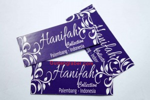 Label Kertas